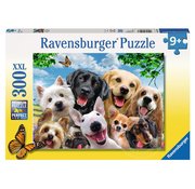 Ravensburger Ravensburger Delighted Dogs Puzzle 300pcs XXL