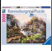 Ravensburger Ravensburger Morning Glory Puzzle 1000pcs