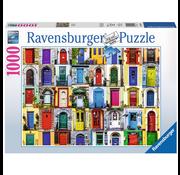 Ravensburger Ravensburger Doors of the World Puzzle 1000pcs