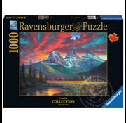 Ravensburger Ravensburger Alberta's Three Sisters Puzzle 1000pcs