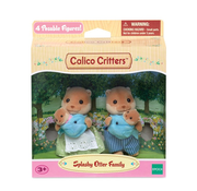 Calico Critters Calico Critters Splashy Otter Family