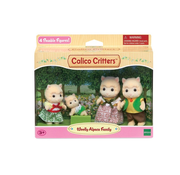 Calico Critters Calico Critters Wolly Alpaca Family