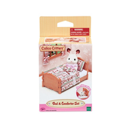 Calico Critters Calico Critters Bed & Comforter Set