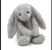Jellycat Jellycat Bashful Grey Bunny, Medium