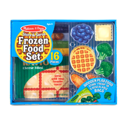 Melissa & Doug Melissa & Doug Store & Serve Frozen Food Set