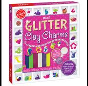 Klutz Klutz Make Glitter Clay Charms