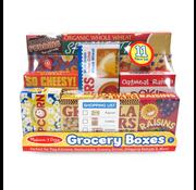 Melissa & Doug Melissa & Doug Grocery Shelf Boxes RETIRED