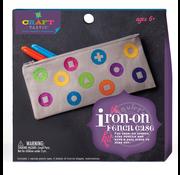 Ann Williams Craft-Tastic Iron-On Pencil Case