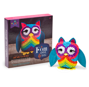 Ann Williams Craft-Tastic Pom Owl Kit