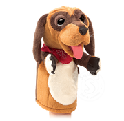 Folkmanis Folkmanis Dog Stage Puppet