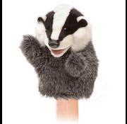 Folkmanis Folkmanis Little Badger Puppet