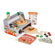 Melissa & Doug Melissa & Doug Top & Bake Pizza Counter Play Set