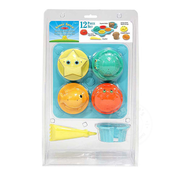 Melissa & Doug Melissa & Doug Seaside Sidekicks Sand Cupcake Set