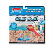 Melissa & Doug Melissa & Doug On the Go Water Wow! Around the Town Deluxe