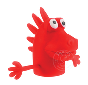 Toysmith Squishy Finger Puppet Monsters