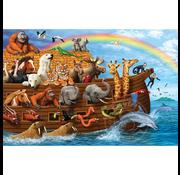 Cobble Hill Puzzles Cobble Hill Noah's Ark Floor Puzzle 36pcs
