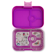 Yumbox YumBox Panino 4 Compartment - Bijoux Purple