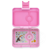 Yumbox YumBox Mini Snack 3 Compartment - Stardust Pink