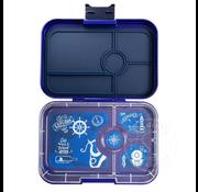 Yumbox YumBox Tapas 4 Compartment - Portofino Blue