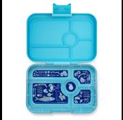 Yumbox YumBox Tapas 5 Compartment - Nevis Blue