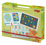 Haba Haba Magnetic Game Box 1,2, Numbers & You