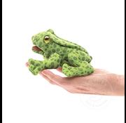 Folkmanis Folkmanis Frog Finger Puppet