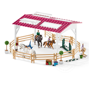 Schleich Schleich Riding School with Riders and Horses