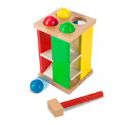 Melissa & Doug Melissa & Doug First Play Pound and Roll Tower