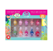 Suncoat Suncoat Girl Peelable Polish Party Palette - 10 Minis Kit