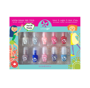 Suncoat Suncoat Girl Peelable Polish Flare & Fancy - 10 Minis Kit