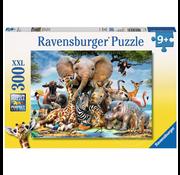 Ravensburger Ravensburger African Friends Puzzle 300pcs XXL
