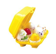 Lamaze Lamaze Sort & Squeak Eggs