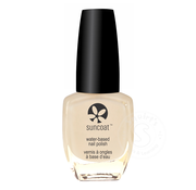 Suncoat Suncoat Adult Water-Based Polish Clear TopCoat