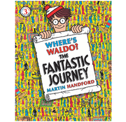 Candlewick Press Where's Waldo? The Fantastic Journey