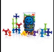 Fat Brain Toys Squigz Starter Set 24pcs