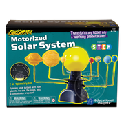Educational Insights GeoSafari Motorized Solar System and Planetarium