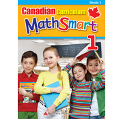 PGC Canadian Curriculum Math Smart Grade 1