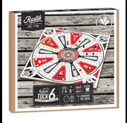 Family Games Rustik Super Tock Game 6 Player