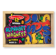 Melissa & Doug Melissa & Doug Alphabet Magnets in a Box