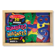 Melissa & Doug Melissa & Doug Numbers Magnets in a Box