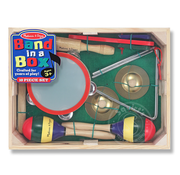 Melissa & Doug Melissa & Doug Band in a Box  Clap! Clang! Tap!