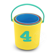 Melissa & Doug Melissa & Doug Seaside Sidekicks Nesting Pails