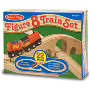 Melissa & Doug Melissa & Doug Figure 8 Train Set