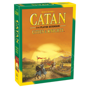 Mayfair Games Catan 5-6 Player Extension Cities & Knights