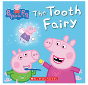 Scholastic Peppa Pig The Tooth Fairy
