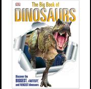 DK DK The Big Book of Dinosaurs