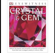 DK DK Eyewitness Crystal & Gem