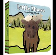 Chronicle Books Little Moose Finger Puppet Board Book