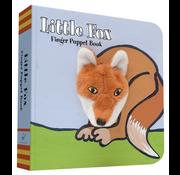 Chronicle Books Little Fox Finger Puppet Board Book