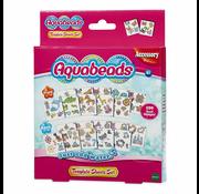 Aquabeads Aquabeads Template Sheets Set_